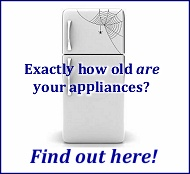 Find out how old your appliances are! CLICK HERE