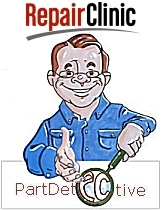 PartDetective.new.161x210 appliance411 repair parts appliance parts lists, schematic  at aneh.co