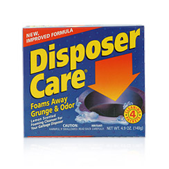 Disposer Care - Garbage Disposal Deodorizer